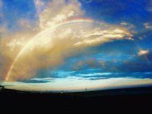 虹を追いかけて_海