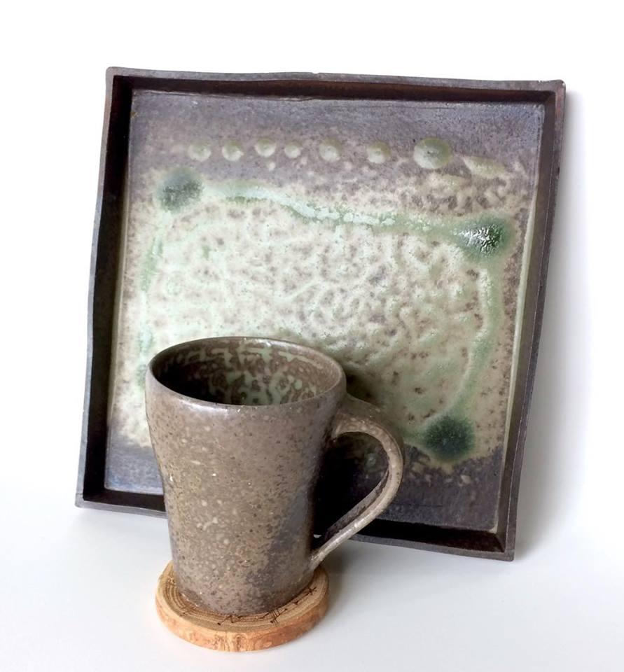 高橋勝己さんの陶芸