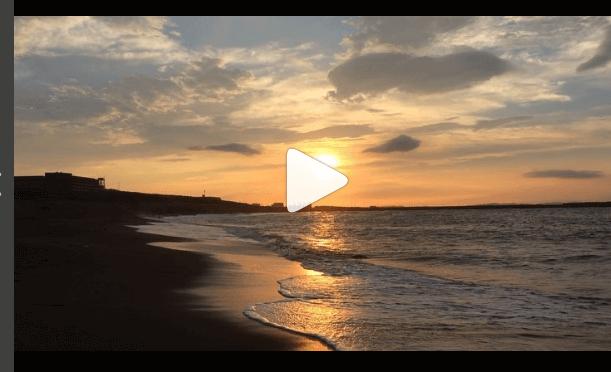 海の昇る朝日2018.9.1