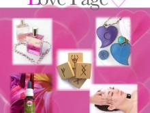 恋愛・結婚・豊かな愛のためのセッション、トリートメントぺー、アイテムページ