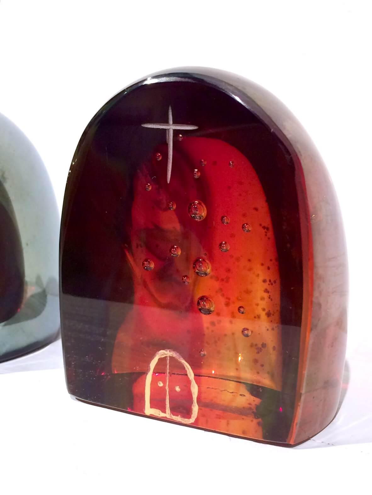 ガラスの教会レッド