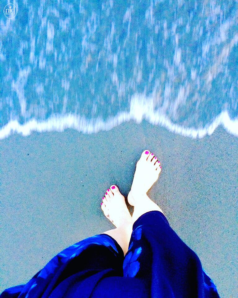 海の日の波2017.7.17