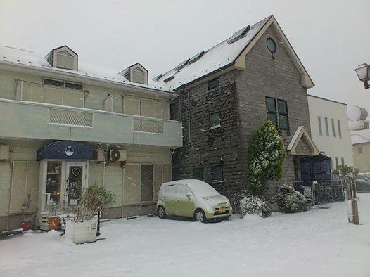 湘南の雪国