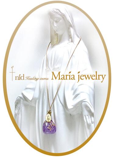 マリアの宝石メダイ