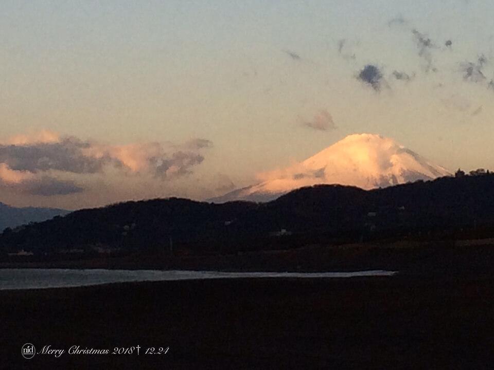 2018.12.24_富士山