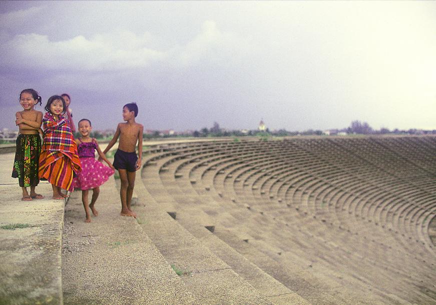 カンボジア 子供達