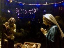 教会のクリスマス Dec 22 2019