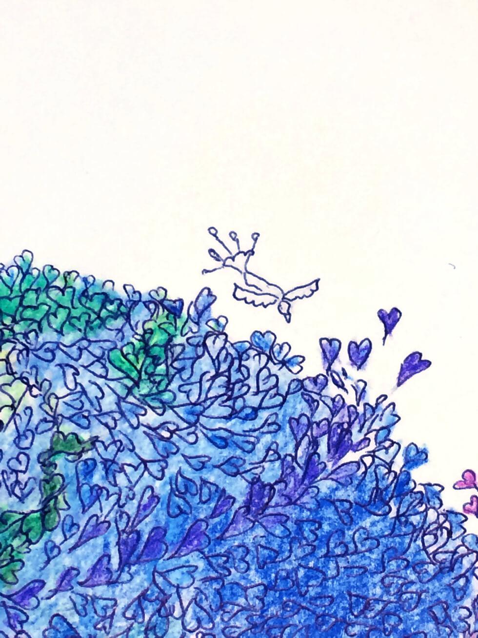 カード2019_イラスト鳥