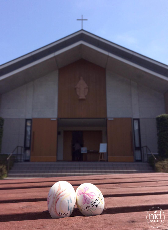 イースターエッグ教会