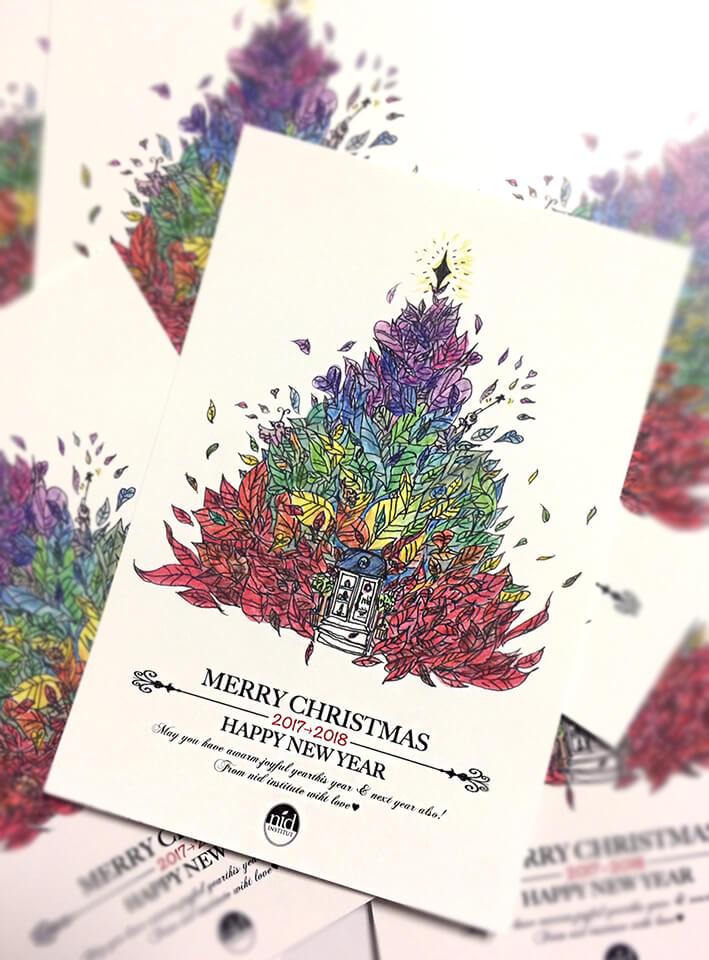 クリスマスカードたくさんs