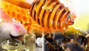 シャンプー蜂蜜