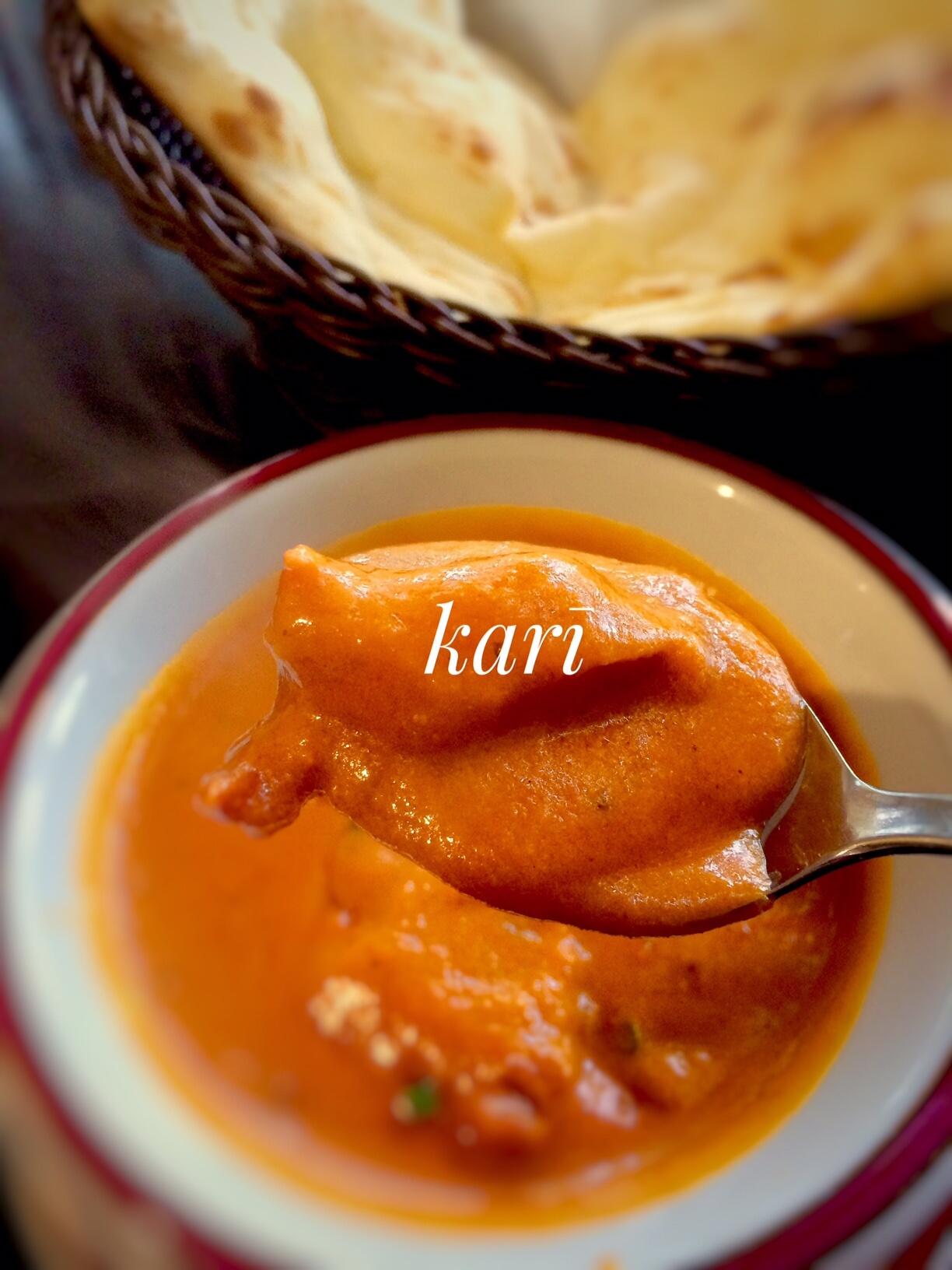 カレー 豆チキン