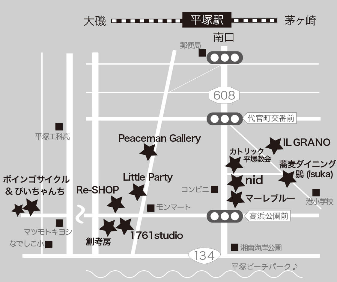 Sea-side-Art-market_map2017.2