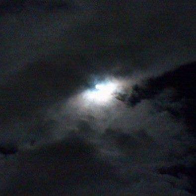 獅子座の満月