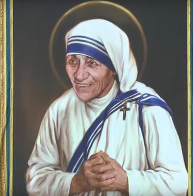マザーテレサ2016.9.4_バチカン列聖式_マザー