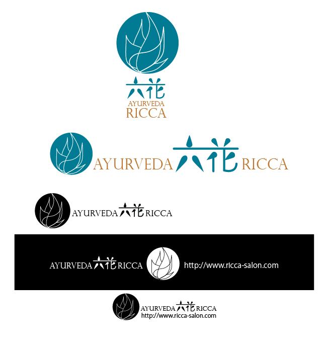 アーユルヴェーダサロンのロゴマーク決定 オーラソーマカラーメッセージも取り入れてnidのブランディングでデザインする