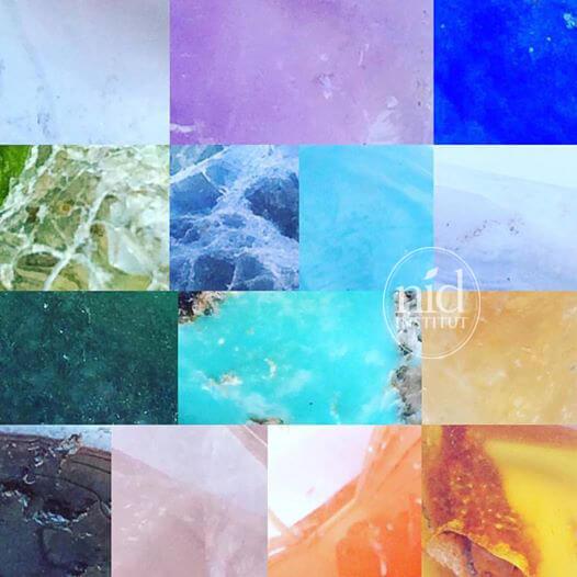 天然石カラー集合