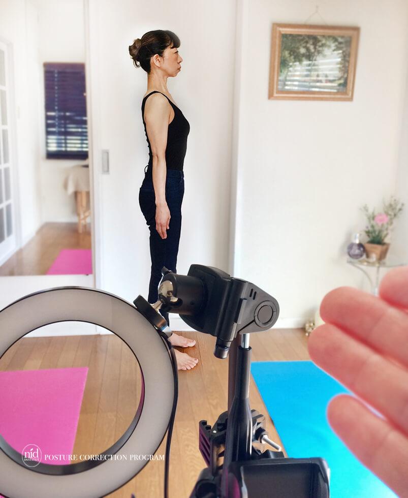 posture_撮影風景