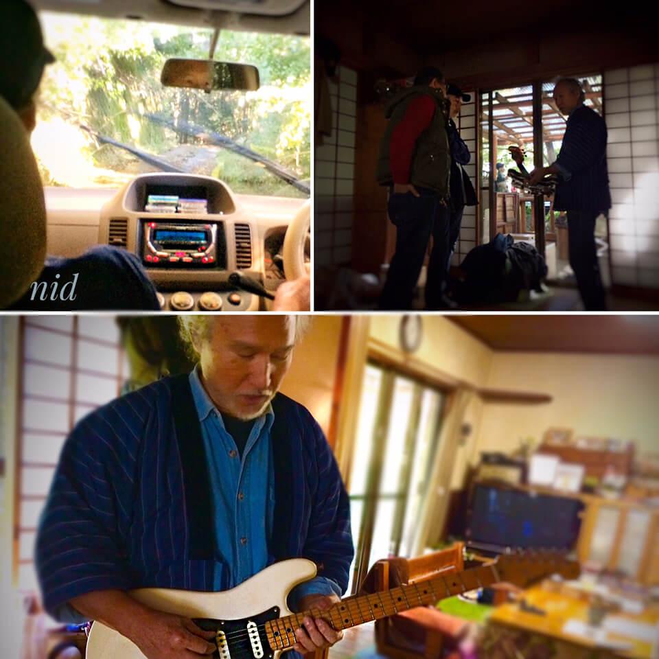 矢倉岳_ギター