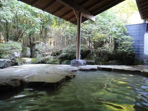 箱根温泉濁り湯