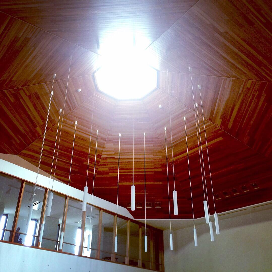教会の天井2017.6.21