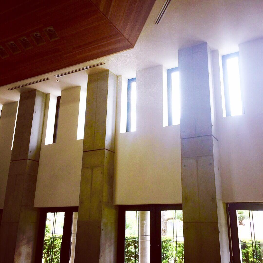 教会の窓2017.6.21