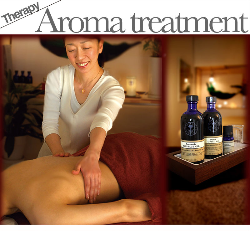 Aroma Treatment